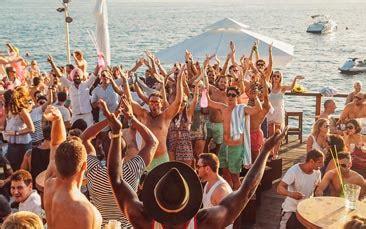 vip beach party  hvar gohencom