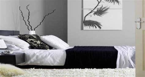 chambre gris noir et blanc le tapis de sol pour la chambre à coucher archzine fr