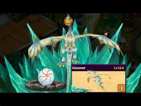 gleamer max level  titan mode  unique sword stealer
