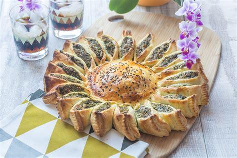 recette cuisine vegetarienne tarte soleil epinard poulet fromage cuisine addict