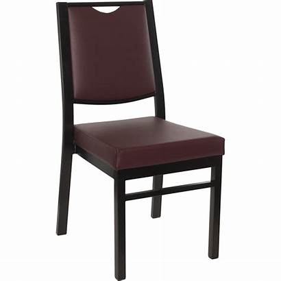 Chair Metal Banquet Stacking Square Chairs Steel