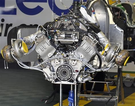 indycar officially  lotus engine modifications