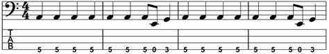 3 Beginner Bass Riffs (You Can't F*** Up) - BassBuzz Forum