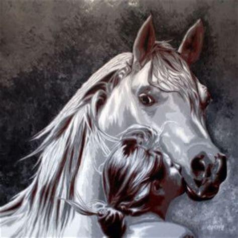 venise chambre d hote peinture cheval sur livegalerie