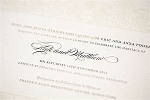 wedding photographers perth deray and simcoe blog With letterpress wedding invitations perth