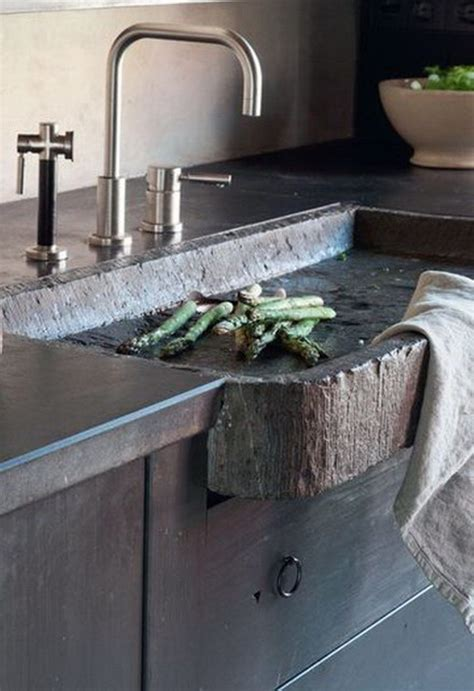 Rustic Kitchen Sink Faucets