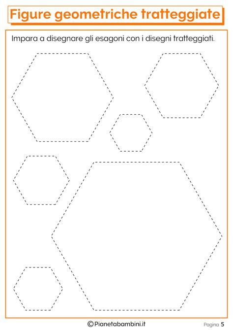 imparare  disegnare le figure geometriche   disegni