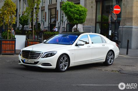 maybach mercedes white mercedes maybach s600 13 august 2015 autogespot