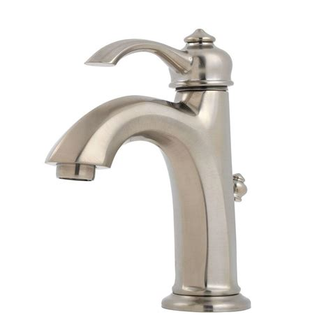 Pfister Faucets Bathroom by Pfister Pasadena 4 In Centerset 1 Handle Bathroom Faucet