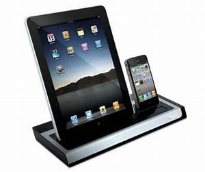 Dockingstation Ipad Und Iphone : i sound power view pro charging station gadgetsin ~ Markanthonyermac.com Haus und Dekorationen