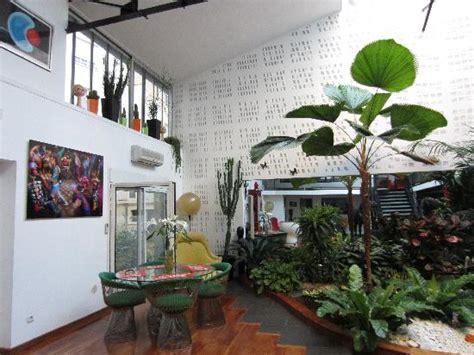 chambres d hotes loft vintage lyon indoor garden picture of chambres d 39 hotes loft vintage