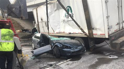 Westbound I-94 Reopens After Fatal Crash Involving Semi