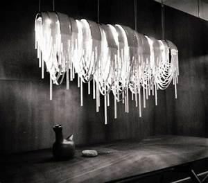 Luminaire Suspension Design Italien : luminaire design le lustre volver de terzani ~ Carolinahurricanesstore.com Idées de Décoration