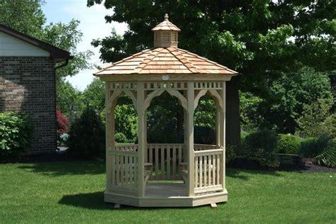 Backyard Gazebo Ideas From Lancaster County Backyard In