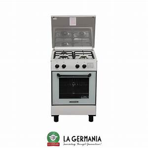 Lagermania Cooking Range 3 Burner  Gas Manual Oven  Fs530