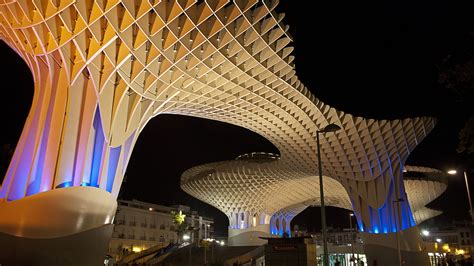 wallpaper metropol parasol sevilla spain  hotels tourism travel resort booking