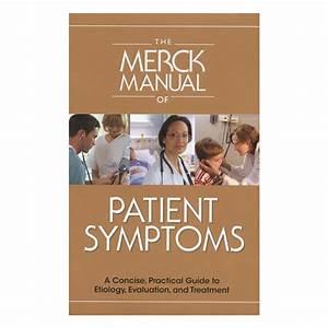 Merck Manual Of Patient Symptoms