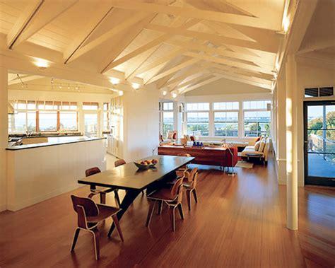 open beam ceiling