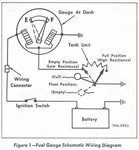 1987 Ford B700 Fuel Gauge Wiring Diagram