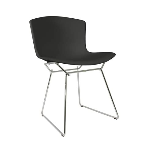 chaise bertoia blanche bertoia plastic chair by knoll in the shop