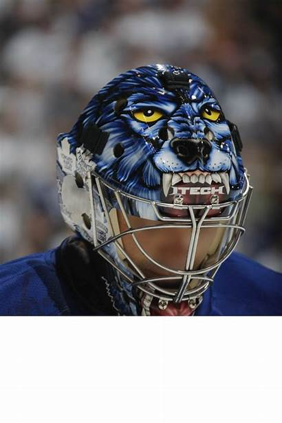 Mask Looking Goalies Bardown Getty