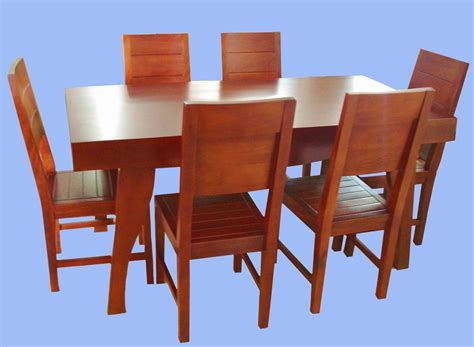 solid wood dining room table and chairs dining room tables