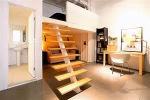 Zimmer Einrichten Ideen : dachgeschosswohnung einrichten ideen ~ Yasmunasinghe.com Haus und Dekorationen