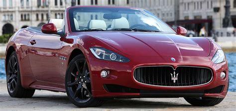 maserati sports car maserati granturismo meet your dream car