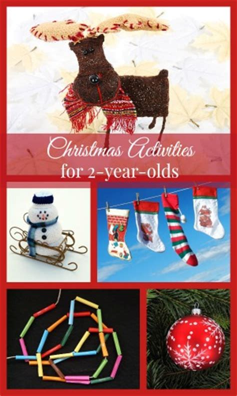 christmas activities   year olds  kids guide