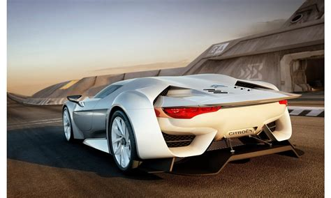 Citroen Gt Concept Wallpapers 1280x768 290468