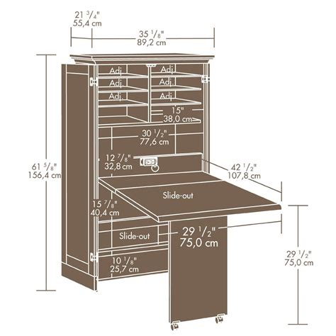 Sewing Machine Armoire Cabinet Craft Sewing Machine Cabinet Storage Armoire