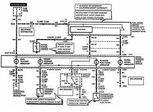 Ford F53  1997  - Wiring Diagrams