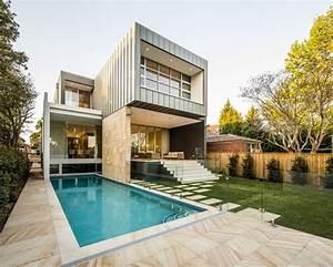 Beautiful Box House In Australia