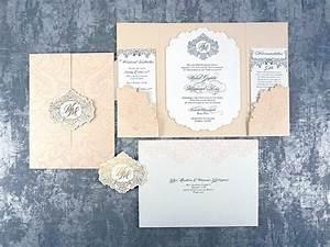 laser cut wedding invitations intricate creations With laser cut wedding invitations michaels