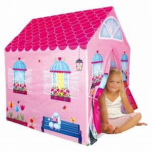 tente maison fille sun sport king jouet maisons With jeux de maison pour fille