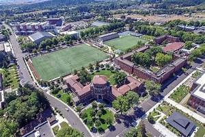 Oregon State University in Corvallis, Oregon