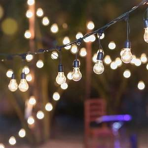 15 Outdoor String Lights That Will Make You Want To Live