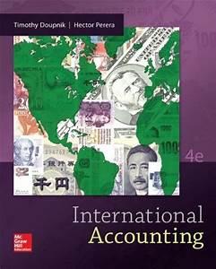 International Accounting Doupnik 4th Edition Solutions Manual