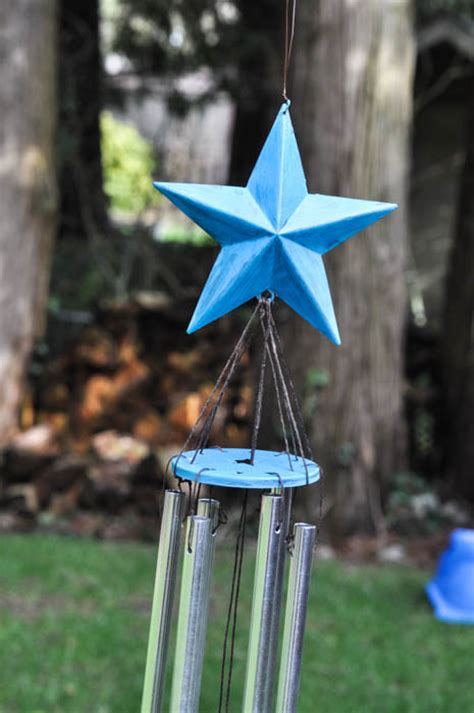 hometalk make your own wind chimes