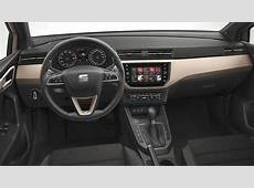 Seat Ibiza 2017 Abmessungen, Kofferraum und Innenraum
