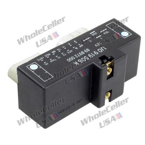 fan control module vw jetta new fan control unit module relay 1j0919506k for