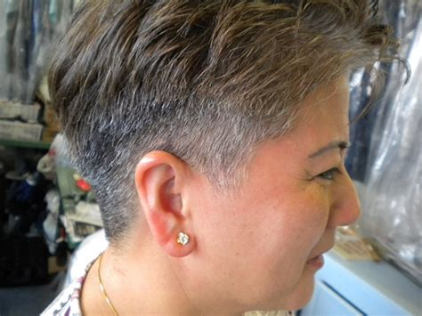 cropped haircuts hairstyles ideas