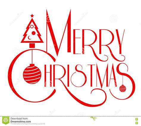 merry christmas text art vector merry christmas text art color vector illustration use for stock vector illustration of