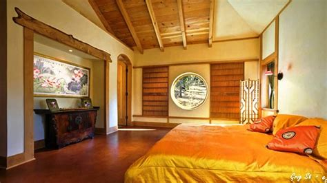 Japanese Traditional House Interior Design, Pure And