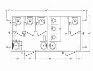 Image result for public restroom standard dimensions for What kind of paint to use on kitchen cabinets for north carolina wall art