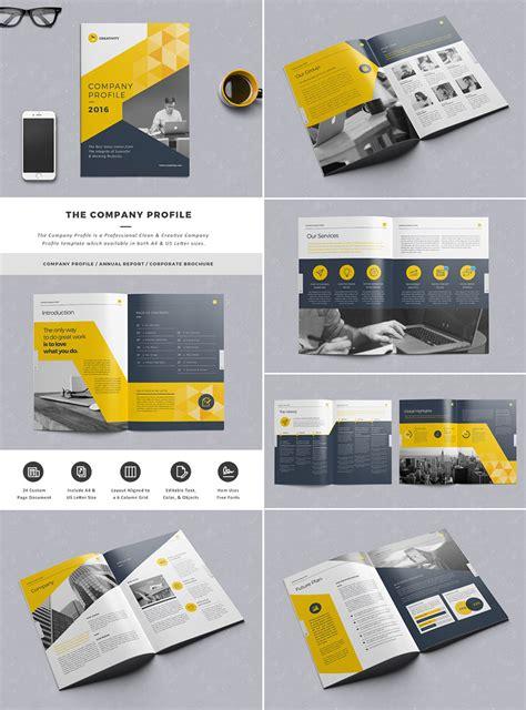 las  mejores plantillas en indesign de brochures