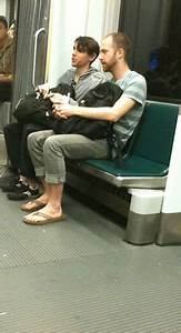 Hotties on the T!: Double Tuesday - Flip Flop  Wearing