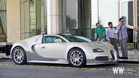 The first 40 cars are reserved exclusively for current bugatti customers with the exception of the first car that was auctioned off at the gooding auction on 17 august 2008 with all. Bugatti Veyron 16.4 Grand Sport in Dubai, UAE | The first ti… | Flickr