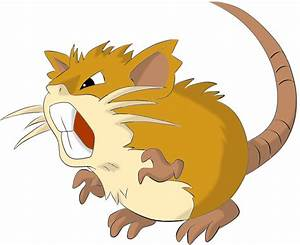 Pokemon Raticate