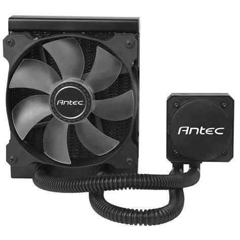 cpu fan error liquid antec kuhler h20 h600 pro 120mm liquid cpu cooler 0